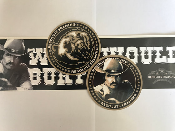 Sticker Pack (Burt)