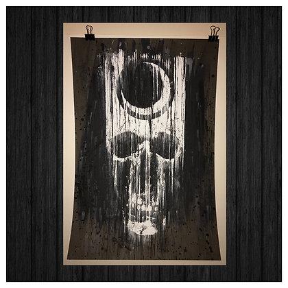 Hal Rotting - Dying Light (Test Print)