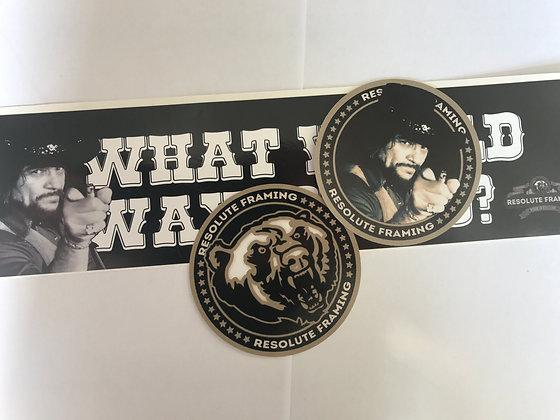 Sticker Pack (Waylon)