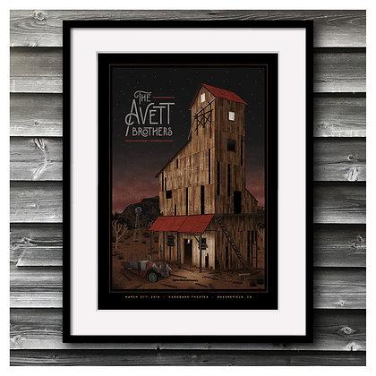 The Avett Brothers - Bakersfield CA