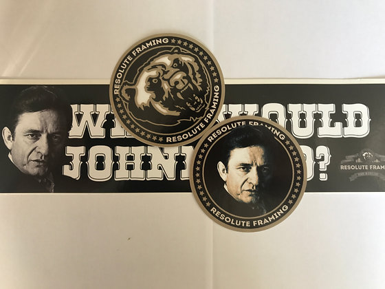 Sticker Pack (Johnny)