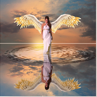 You are never alone - Ask your Angels .Today