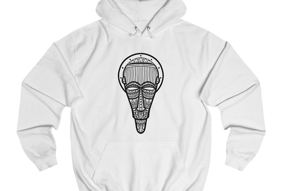 Ibo Mask Hoodie