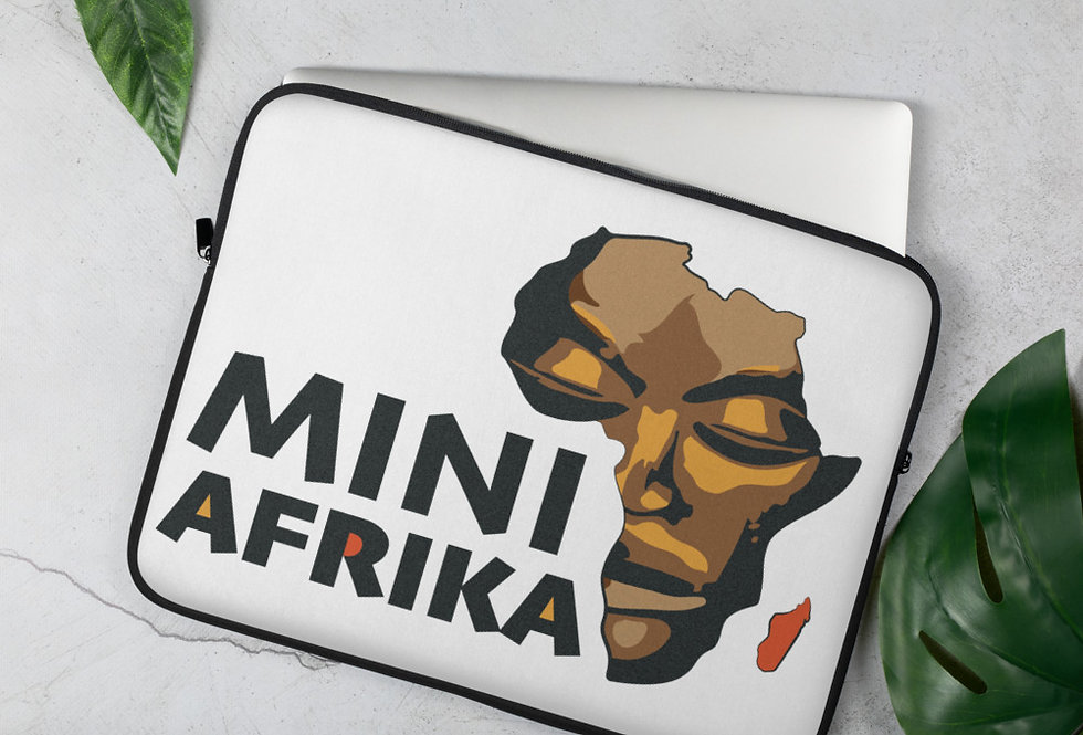 Mini Afrika Laptop Sleeve
