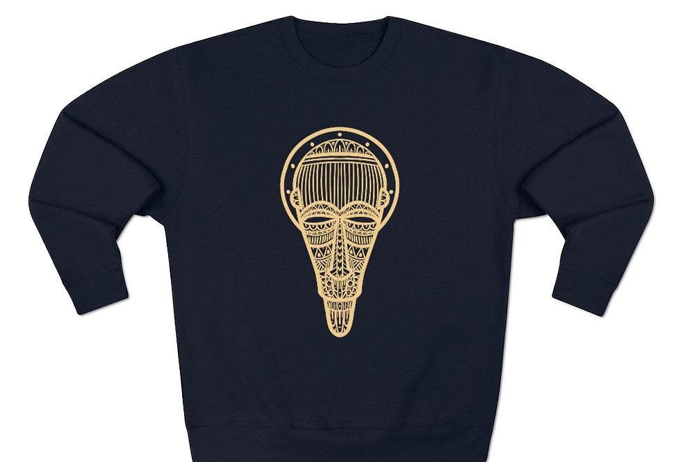Ibo Mask Sweatshirt