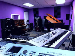 Academy Sounds Band Rehearsal Studio