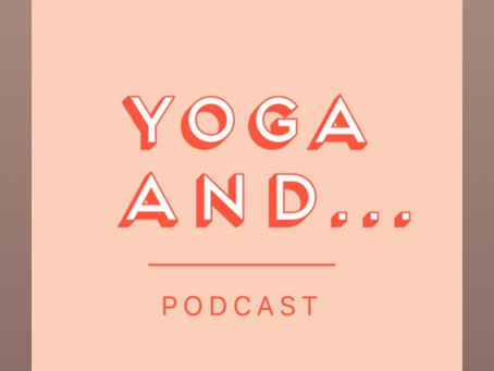 My Podcast Interview: Yoga & Increasing Peace