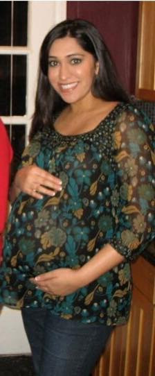 Pregnant with my first born - Rayan