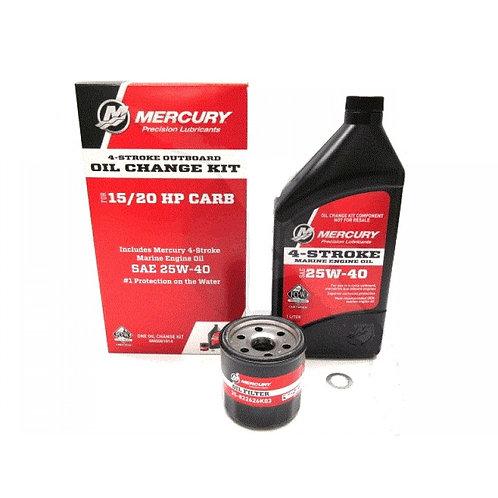 15/20 HP Carb 4-Stroke Oil Change Kit