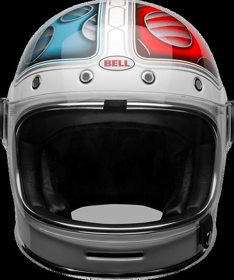 BELL BULLITT DLX SE BARRACUDA - קסדת בל בוליט דלקס - מהדורה מיוחדת