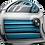 Thumbnail: BELL BULLITT DLX SE BARRACUDA - קסדת בל בוליט דלקס - מהדורה מיוחדת