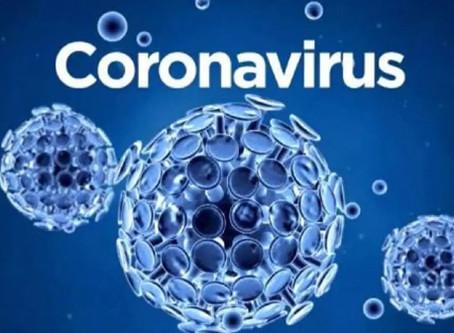 Vírus pode persistir ativo no ar durante três horas e nas superfícies aguenta-se por três dias