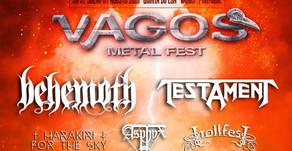 Vagos Metal Fest 2020 / Cartaz