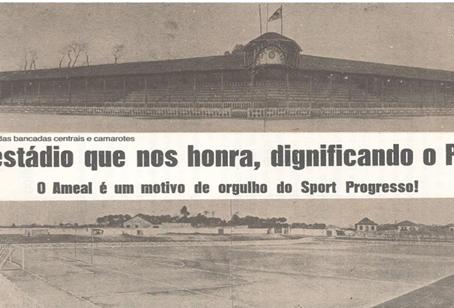 Radar Desportivo / Sport Progresso