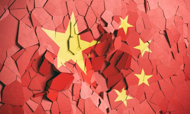 Ralentissement en Chine