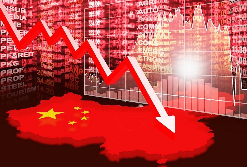 Chine décroissance