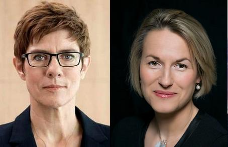 Theresa, Annegret, Anne, Jacline : les femmes à l'honneur pour une performance plus durable ?