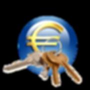logo mes clés pour investir