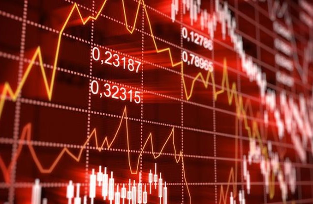 chute des marchés boursiers