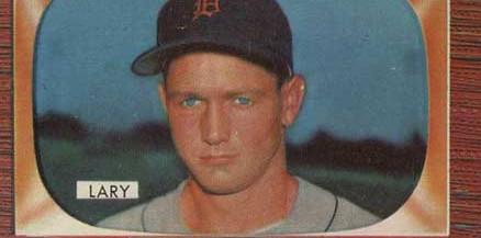 Frank Lary's No-Hitter