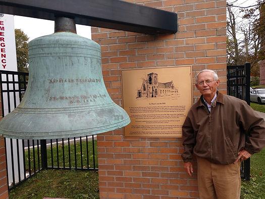 Jim at stadium site on Niagara.jpg