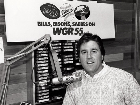 Greg Brown Reminisces About His Days with the Bisons, Bills, and Pirates