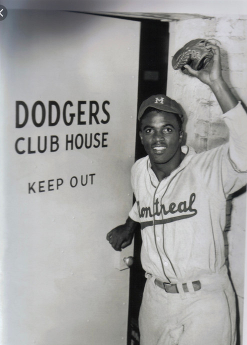 Jackie Robinson Played Nine Games in Buffalo in 1946