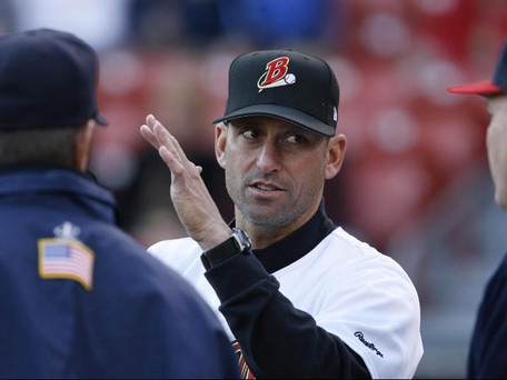 Torey Lovullo's Bond with the Queen City