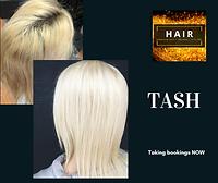 Tash's work