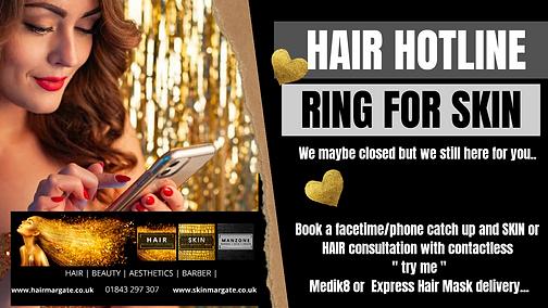 Hair hotline, Ring for Skin.png