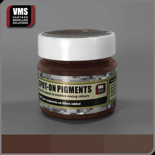 Spot-On pigment No. 07a Dark Iron Oxide Old Rust Dark Tone