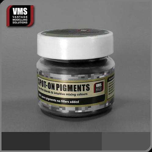 Spot-On pigment No. 12b Black Steel Metallic