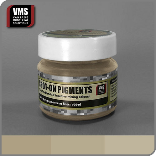 Spot-On pigment No. 01a EU Light Earth Cold Tone