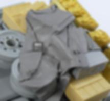 VMS Paper Shaper tarp