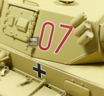 panzer III afrika korps