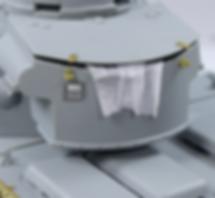 VMS Paper Shaper cloth