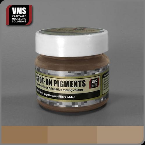 Spot-On pigment No. 02b EU Brown Earth Warm Tone