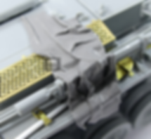 VMS Paper Shaper rag