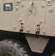 CREATE LIGHT SPATTER ON YOUR MODEL OF TANK OR OTHER AFV