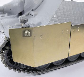 jagdpanzer IV schurzen skirts