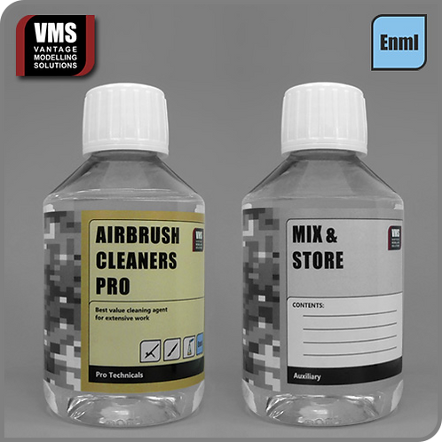 VMS Airbrush Cleaners Pro Enamel Concentrate