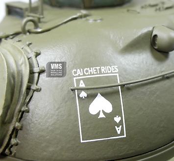 M48 Patton Vietnam turret