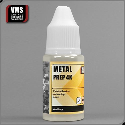 VMS Metal Prep 4K