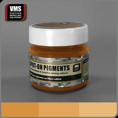 Spot-On pigment No. 08b Light Iron Oxide Fresh Rust XT Bright