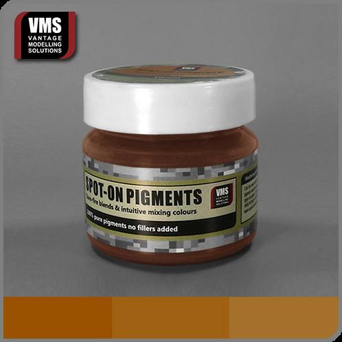 Spot-On pigment No. 08a Light Iron Oxide Fresh Rust