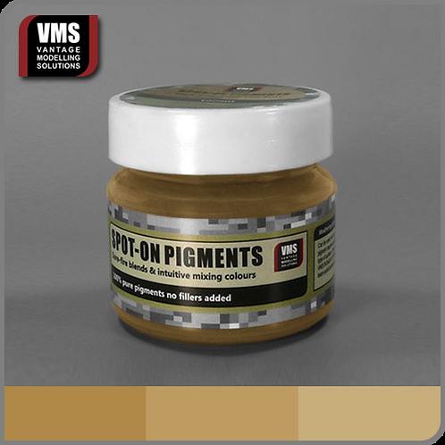 Spot-On pigment No. 02c EU Clay Rich Brown Earth