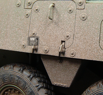CREATE SPATTER ON YOUR AFV OR TANK