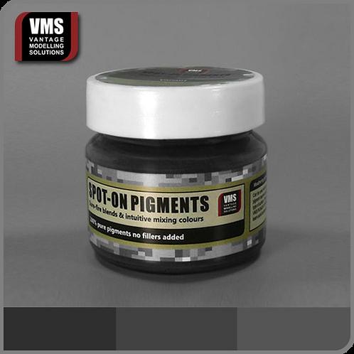 Spot-On pigment No. 12a Soot Black