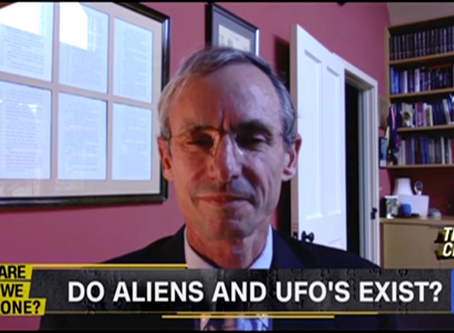 Do Aliens and UFO's Exist?