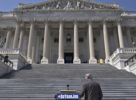 The Foolproof Way To Get Congress To Do Its Job